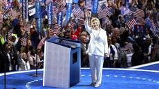 Đa số người Mỹ muốn Hillary về hưu