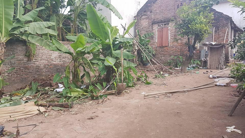 Vụ hai bé gái chôn trong vườn: Kẻ sát hại là hàng xóm