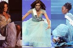 Những tình huống ê chề, xấu hổ của các Hoa hậu