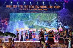 Ngày hội Văn hóa dân tộc Mông toàn quốc lần thứ 2 khai mạc