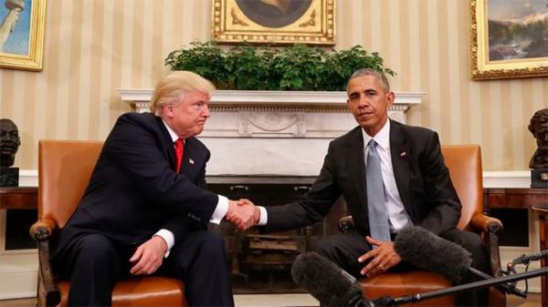 Rời nhiệm, Obama vẫn sẽ bình luận về Trump