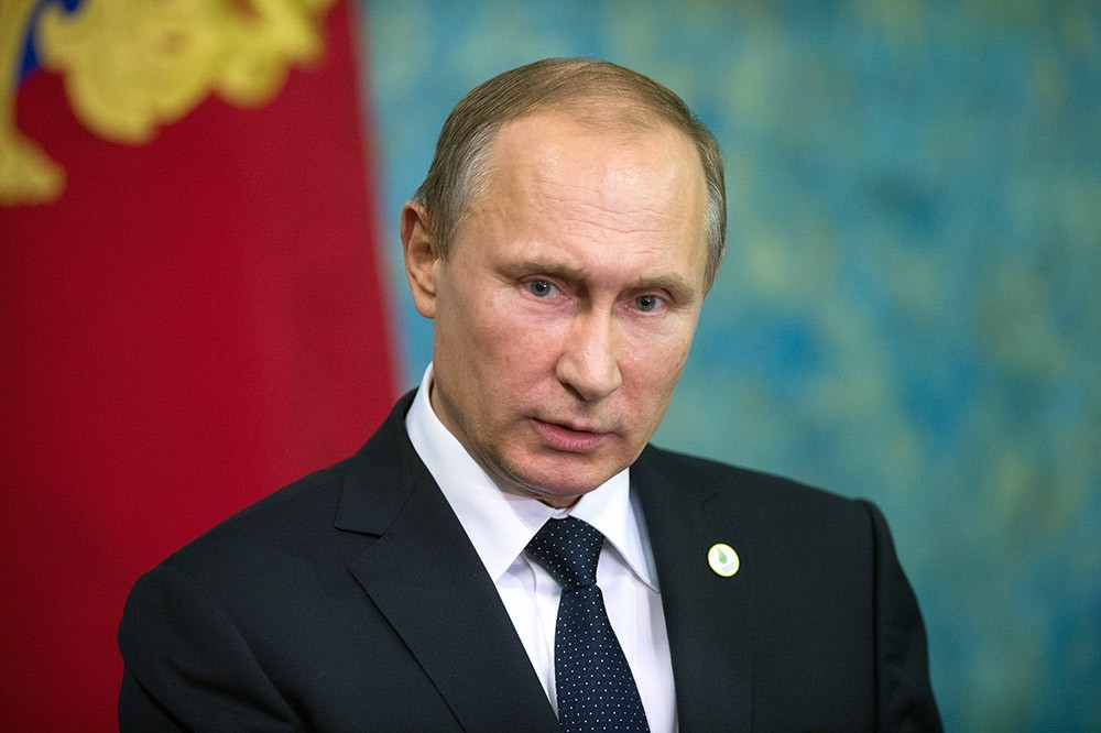 Putin nói gì về Trump ở hội nghị APEC?