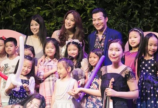 Trương Ngọc Ánh và Trần Bảo Sơn 'tái hợp' vì con gái