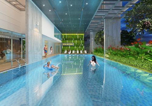 Opal Skyview - căn hộ mặt tiền đại lộ Phạm Văn Đồng
