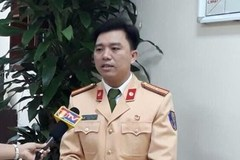 Lãnh đạo CSGT Hà Nội nói về phạt xe không chính chủ