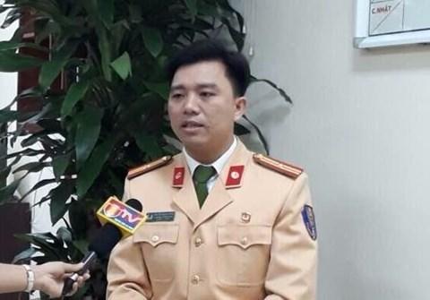 xe chính chủ, công an Hà Nội, lãnh đạo công an, phạt xe không chính chủ
