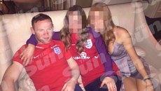 Rooney say xỉn, suýt ăn đấm vì sàm sỡ phụ nữ