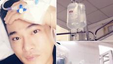 Ca sỹ Minh Quân nhập viện cấp cứu khẩn cấp