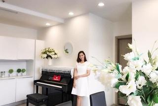 Ngắm chung cư sang trọng của diễn viên Lã Thanh Huyền