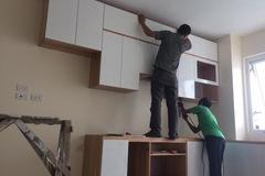 Dự án đua 'chốt hạ' trước Tết, dân vã mồ hôi tìm thợ sửa nhà