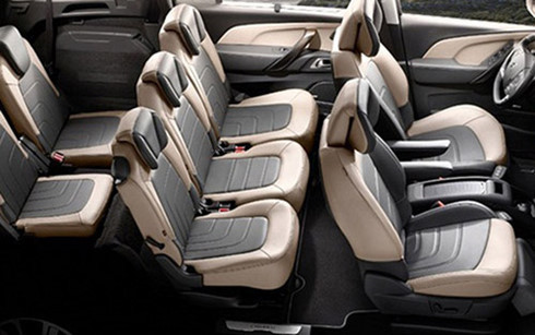 Ngồi chỗ nào an toàn nhất khi xe xảy ra tai nạn?