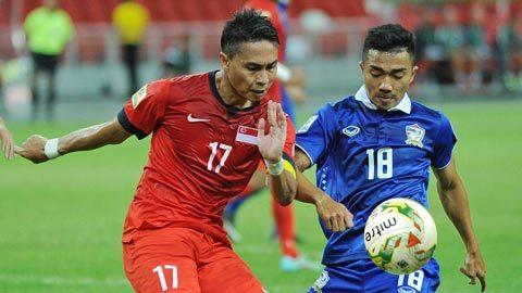Link xem trực tiếp Thái Lan vs Singapore 15h30 ngày 22/11