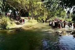 Hàng nghìn người Myanmar chạy sang TQ lánh nạn