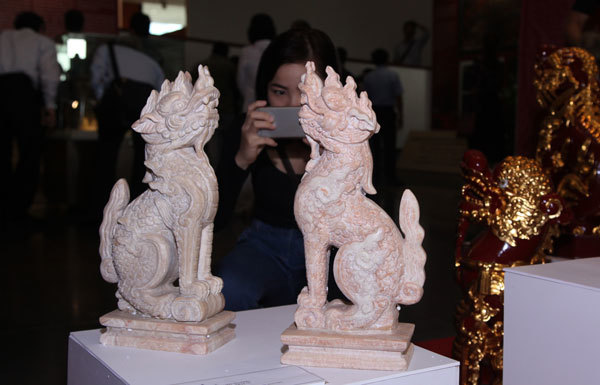 Triển lãm 200 linh vật Việt tại Bảo tàng nghìn tỉ