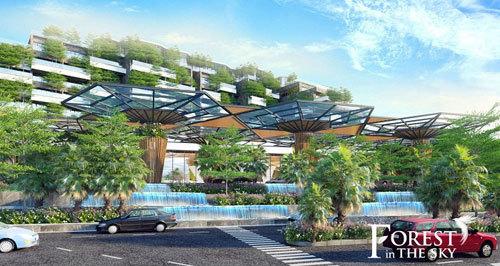 Forest In The Sky - Kiệt tác kiến trúc xanh đương đại