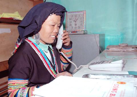 Thay đổi mã vùng: Điện thoại người dân không ảnh hưởng