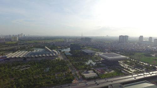 Tòa căn hộ view 4 công viên đẹp nhất Thủ đô