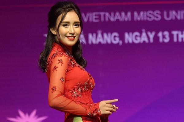 Ngắm nhan sắc top 30 nữ sinh viên Việt Nam duyên dáng 2016