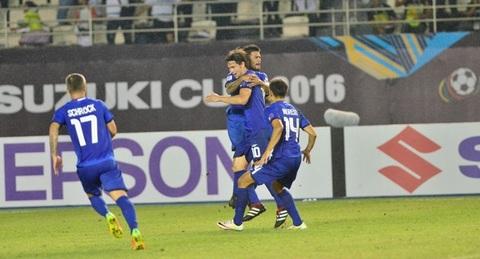 Video bàn thắng Indonesia 2-2 Philippines
