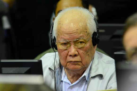 Hai cựu lãnh đạo Khmer Đỏ bị kết án chung thân