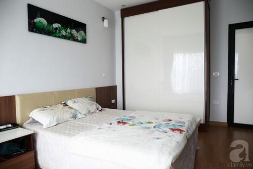 Ngôi nhà nhiều khoảng xanh 54m² với chi phí hoàn thiện nội thất gần 3 tỷ đồng ở Bắc Từ Liêm, Hà Nội