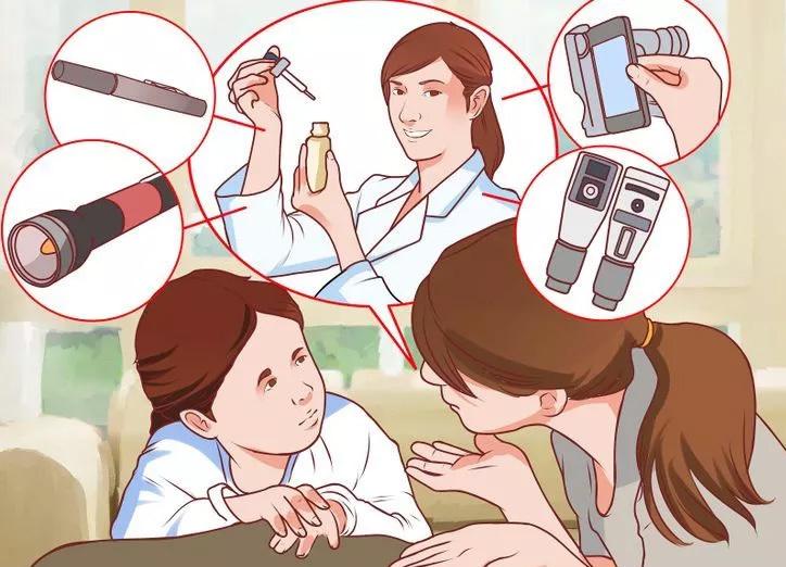nhược thị, nguyên nhân nhược thị, điều trị nhược thị, dấu hiệu nhược thị, nguy cơ nhược thị, Vân Hugo bị nhược thị