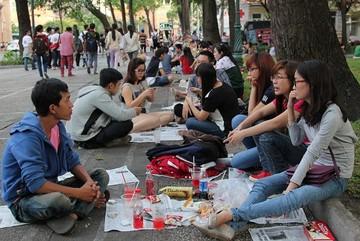 Tới Sài Gòn đi đâu cũng phải ghé cà phê bệt