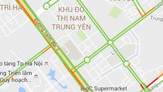 Theo dõi tắc đường bằng Google Maps như thế nào?