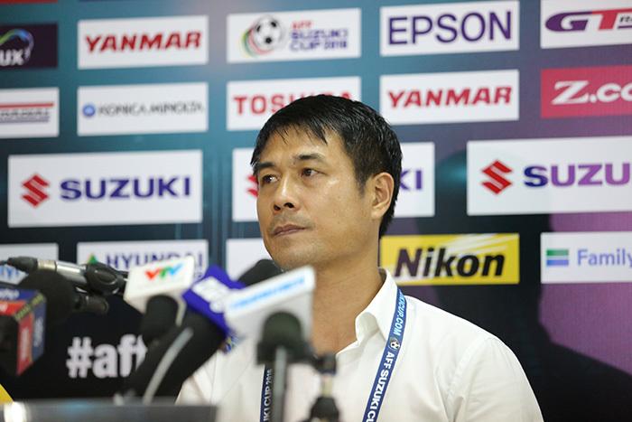 """HLV Hữu Thắng: """"Cầu thủ Việt Nam đã cắn răng để đá"""""""