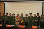 Ra mắt Hội đồng lý luận Công an TP Hà Nội