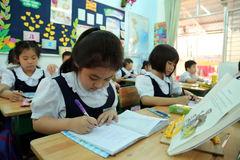 Kiểm tra theo Thông tư 22: Giáo viên chủ nhiệm ra đề và chấm bài