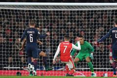 Arsenal rượt đuổi kịch tính với PSG