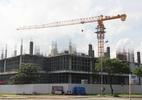Công trình 33 tầng xây không phép ở trung tâm Đà Nẵng