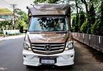 Ảnh nhà di động Mercedes-Benz hàng độc tại Việt Nam