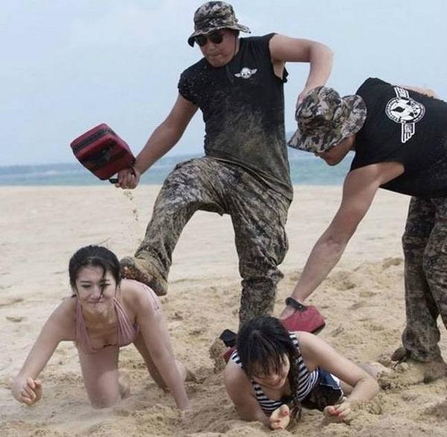 vệ sĩ, vệ sĩ Trung Quốc, luyện tập, huấn luyện vệ sĩ