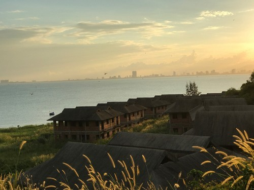 'Đắng lòng' cảnh những dự án nghỉ dưỡng bỏ hoang dọc bãi biển 'vàng' Đà Nẵng