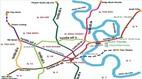 Đầu tư tuyến metro số 5 ở Sài Gòn cần gần 3,7 tỷ USD
