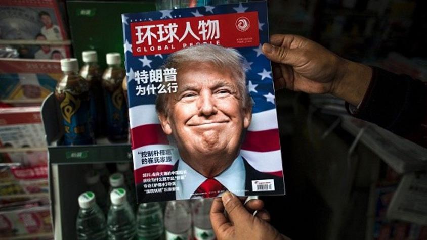 Trung Quốc dọa sẽ đáp trả Trump