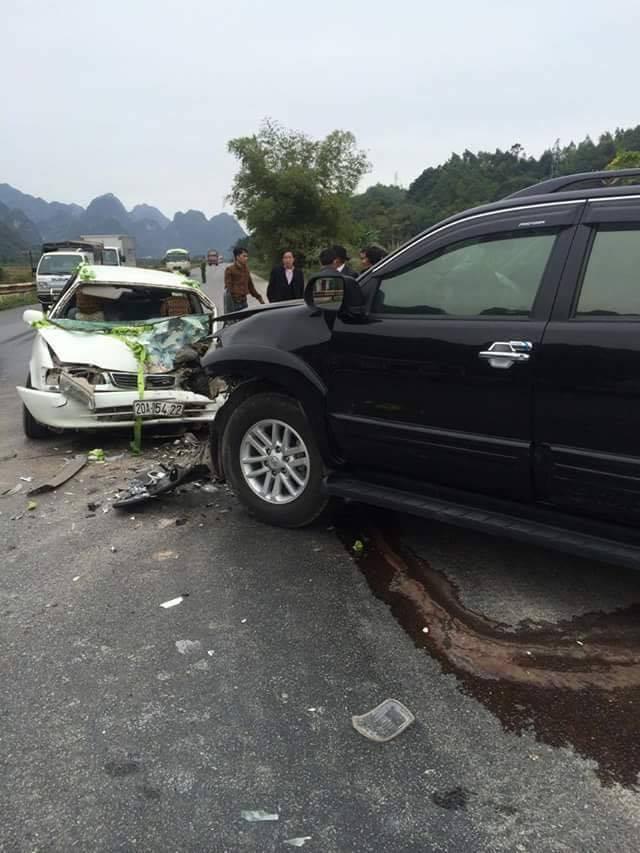 xe dước dâu, cô dâu, tai nạn giao thông, Lạng Sơn