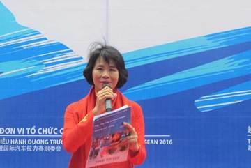 19 xe diễu hành đường trường Quốc tế đến Việt Nam