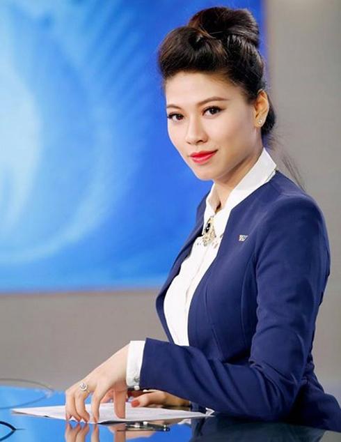 BTV Vân Anh nghỉ ốm một tháng trước khi rời VTV