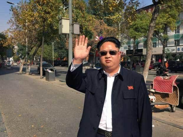'Bản sao' Kim Jong Un buồn vì phụ nữ e sợ
