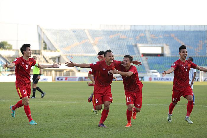 Lịch thi đấu AFF Cup 2016, trực tiếp ĐT Việt Nam hôm nay
