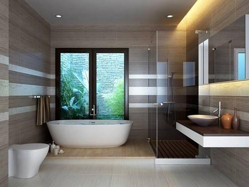 Những lưu ý phong thủy phù hợp cho phòng tắm