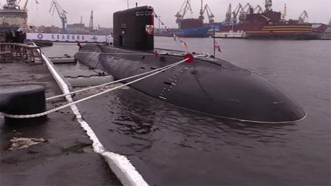 Nga bổ sung siêu tàu ngầm, tăng lực cho hạm đội Biển Đen - VietNamNet