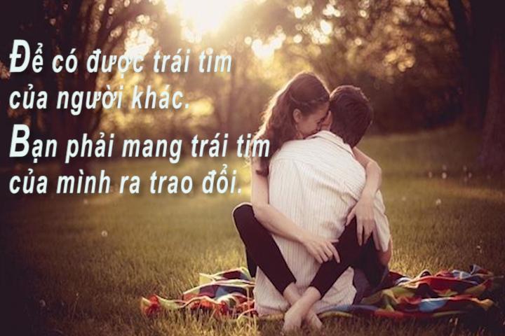 Hãy yêu hoàn hảo một người, đừng tìm người hoàn hảo để yêu