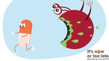 Đề kháng kháng sinh- Bây giờ hay quá trễ ?
