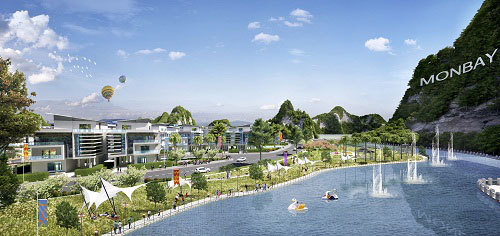 Tiết lộ bất ngờ từ dự án 'kín tiếng' nhất Hạ Long