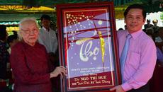 Mừng thọ 100 tuổi phu nhân cố TBT Nguyễn Văn Linh