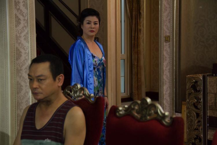 Kim Oanh tiết lộ về cái tát của diễn viên Anh Tú